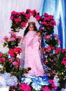 Virgen del Rosario (El Rosario, Carazo, Nicaragua)