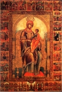 Cyprus Icon of the Mother of God, Cyprus, Greece