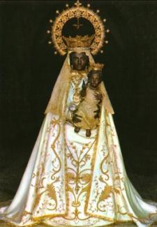 Virgen de la Peña de Francia, El Cabaco, Salamanca, Castilla y Leon, Spain