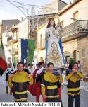 Madonna della Vittoria / Our Lady of Victory -  San Marco la Catola, Foggia, Puglia, Italy