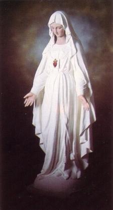 Mother of Mercy (Pellevoisin, France)